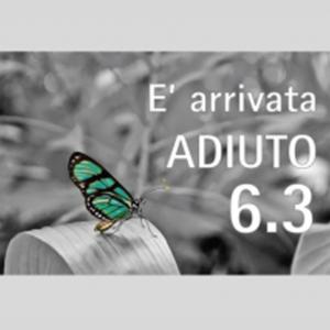 NUOVA VERSIONE ADIUTO 6.3