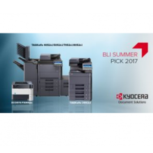 Kyocera premiata al Summer 2017 Pick Award di Buyers Lab